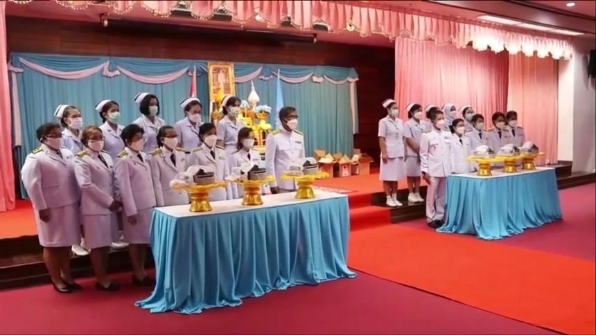 สมเด็จพระพันปีหลวง พระราชทานเครื่องมือแพทย์ ให้โรงพยาบาลยะลา