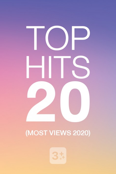 Top Hits 20 - Most views 2020