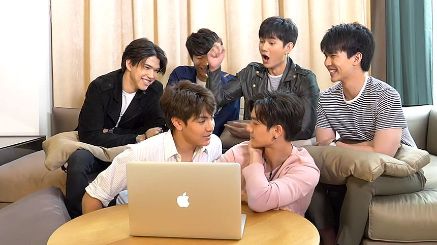 Reaction 2Moons2 The Series EP.9