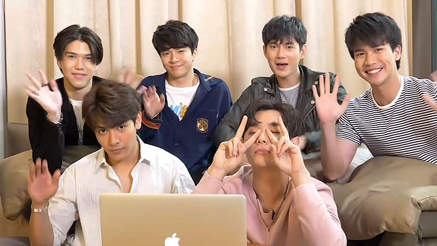 Reaction 2Moons2 The Series EP.10