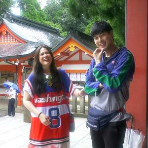 เที่ยวญี่ปุ่นกับหนุ่มสุดหล่อ