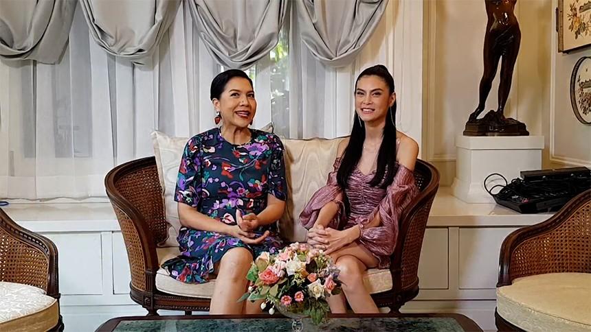 ราชินีโต๊ะกลม The Queen | ย้อนชมภาพบรรยากาศรายการ ปี 2563 | 02-01-64 EP.54