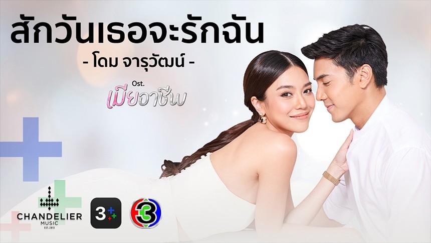 สักวันเธอจะรักฉัน Ost.เมียอาชีพ | โดม จารุวัฒน์ | Official MV