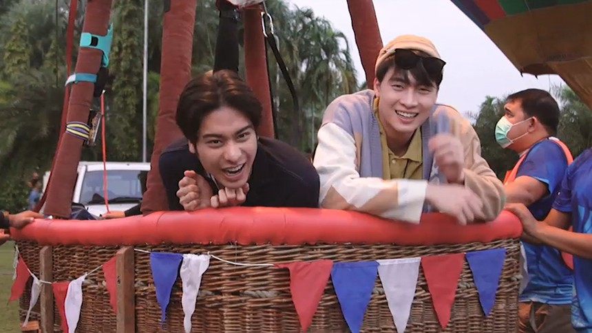 Unseen Thailand, I Miss You! EP1: พาลอยบอลลูน ยิ่งสูง ยิ่งหนาว ขาสั่น